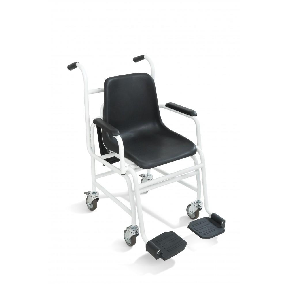 ADE M403660 elektronische Stuhlwaage mit vier Lenkrollen