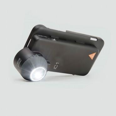 HEINE iC 1 Dermatoskop Set für iPhone 7 und 8