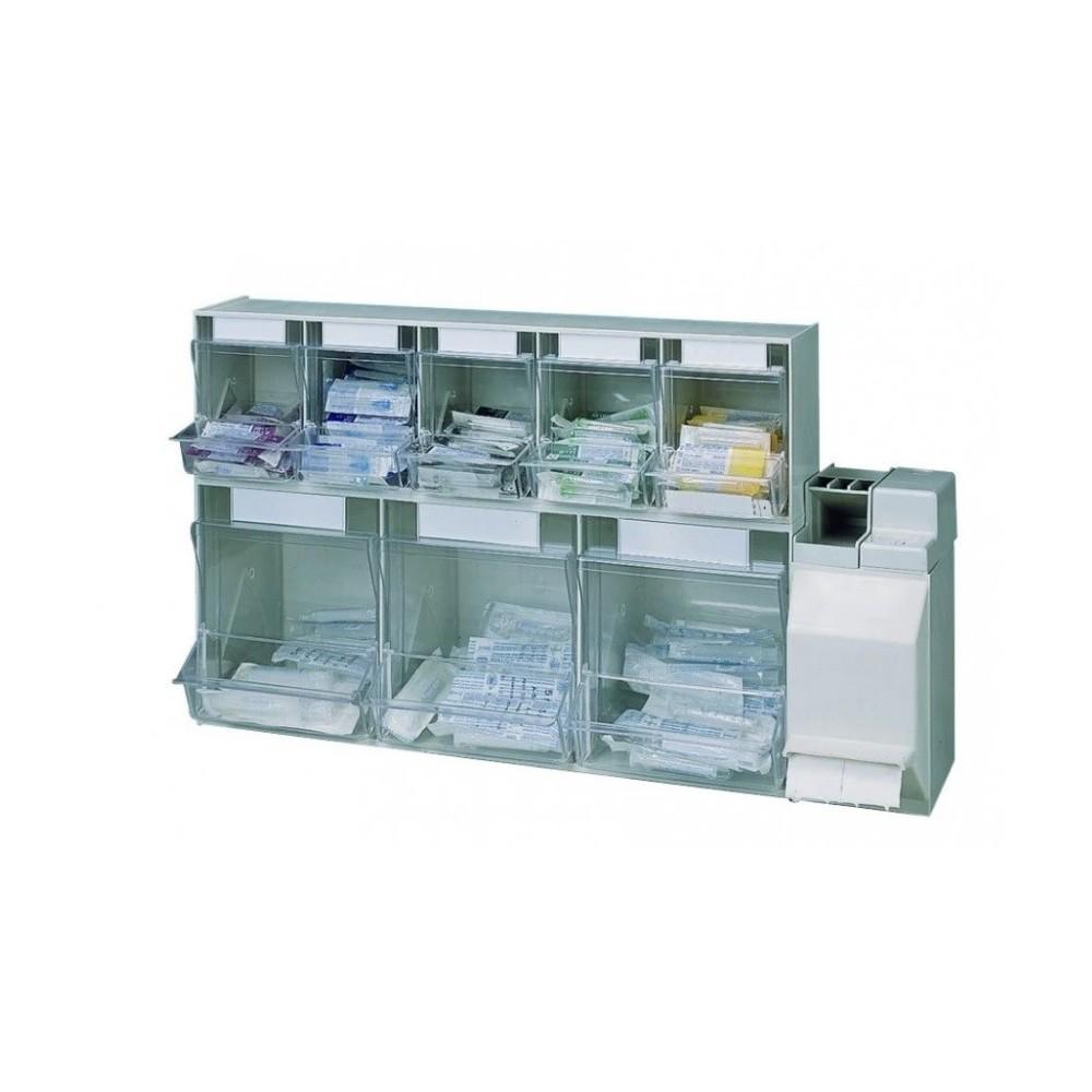 Kit d'injection HAEBERLE PicBox Plus avec KOMBI-SET