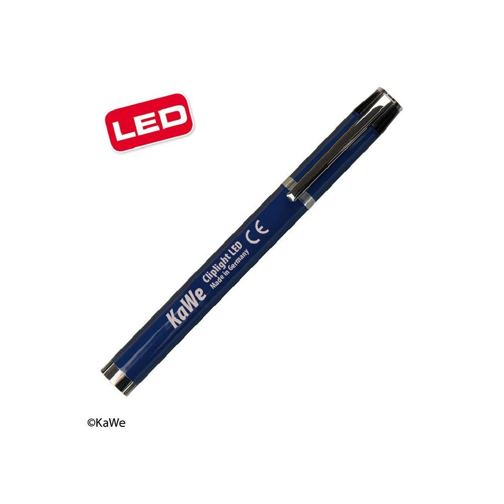 KaWe CLIPLIGHT LED Pupillen-Leuchte, blau