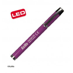 Lampe pupillaire KaWe CLIPLIGHT LED, violet