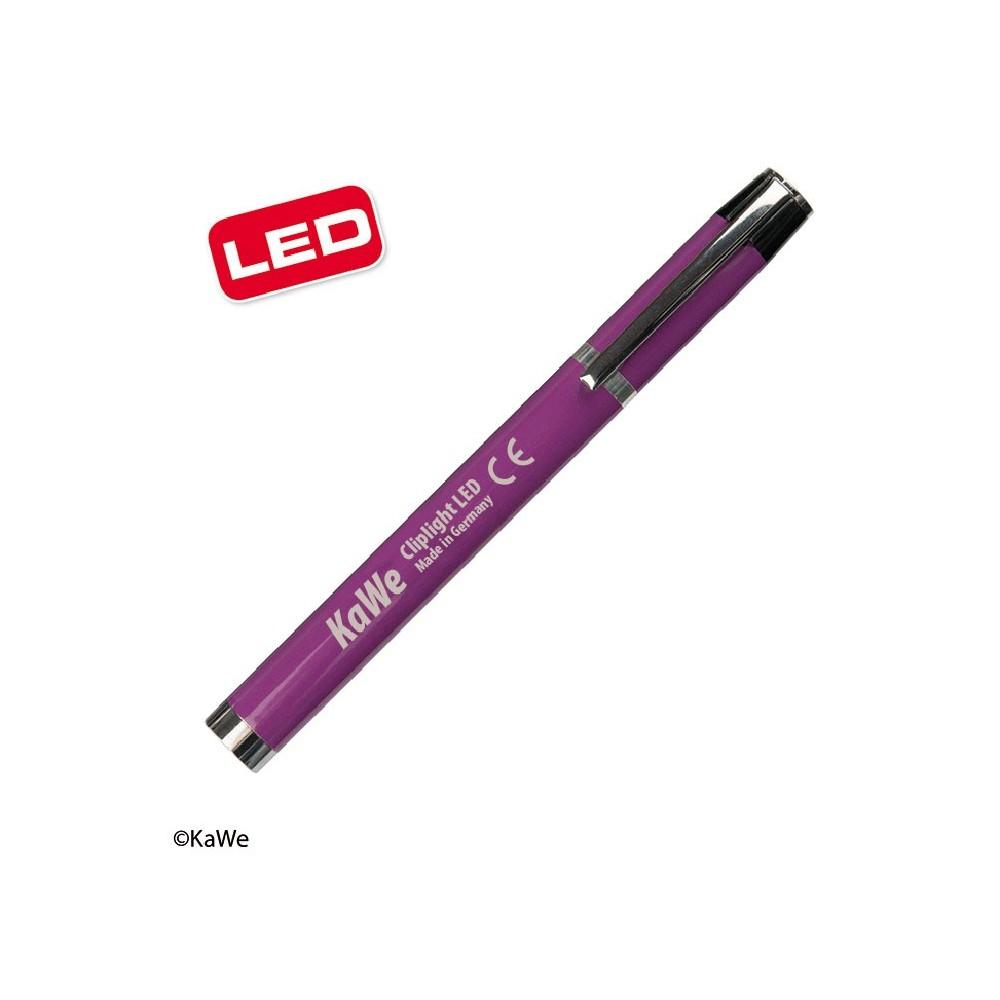 KaWe CLIPLIGHT LED Pupillen-Leuchte, lila