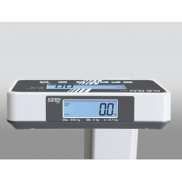 Pèse-personne calibré Kern MPE 250K100PM avec fonction BMI