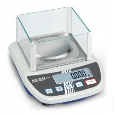 Bilancia di precisione KERN EMS 300-3 con paravento