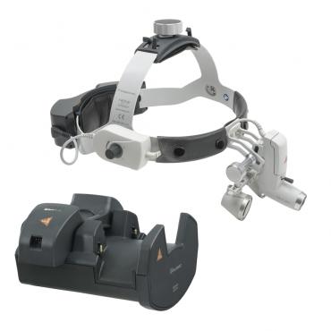 HEINE ML4 LED HeadLight UNPLUGGED Kit 6c avec loupes HR