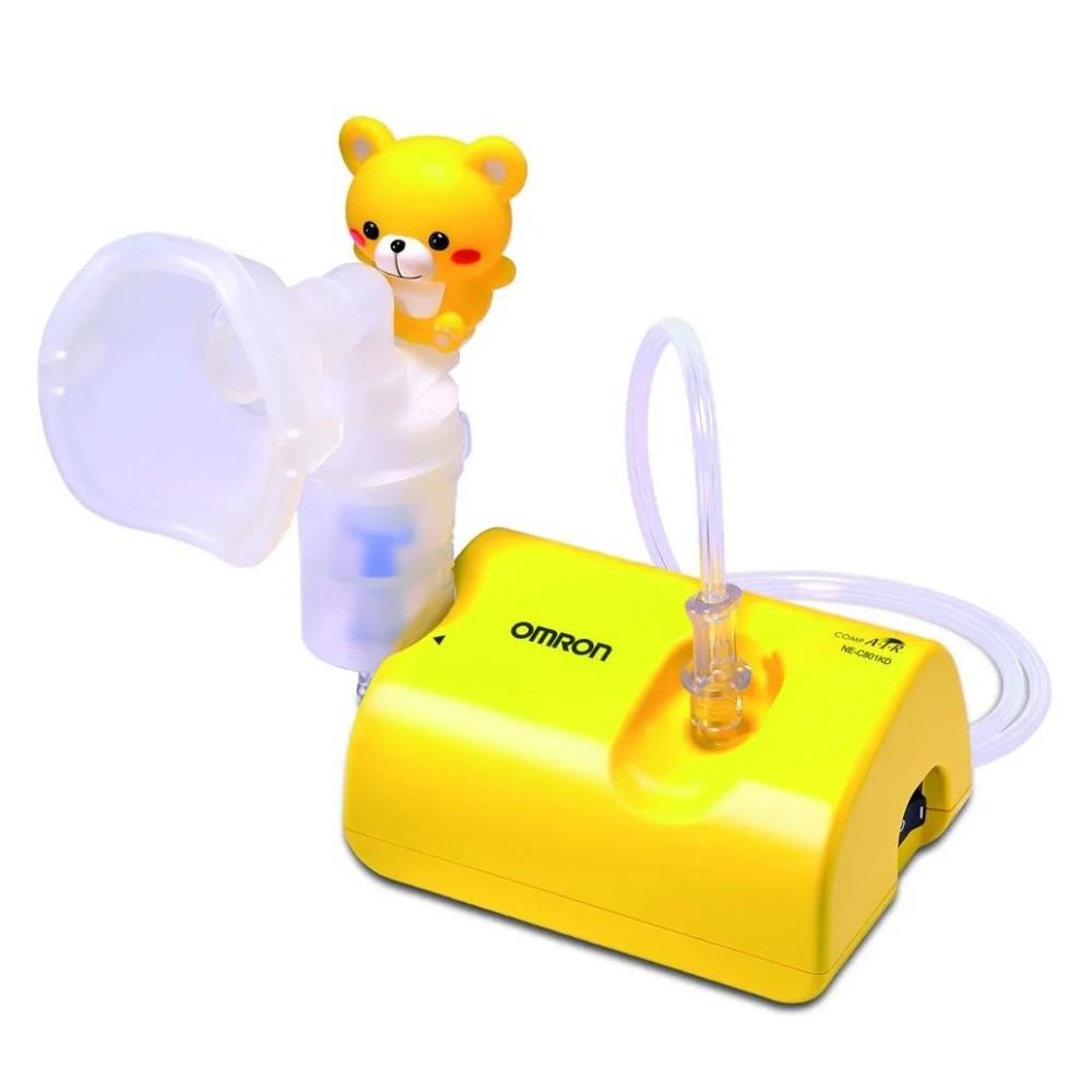 OMRON CompAir C801 KD - dispositivo inalatorio per bambini