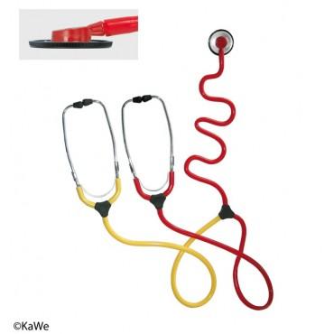 KaWe Stéthoscope Enseignant Infirmière Plano