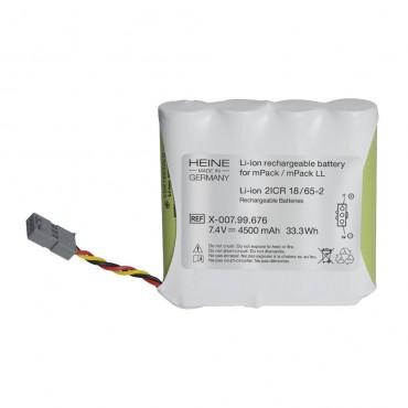 Ladebatterie Li-ion für HEINE mPack und mPack LL