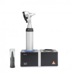Otoscope HEINE BETA 200 LED FO avec station de charge