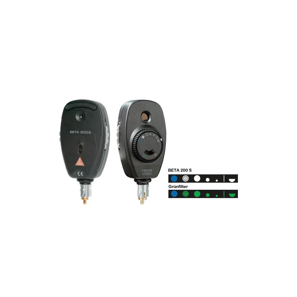 Oftalmoscopio HEINE BETA 200S