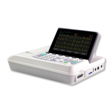 Cardio E3 EKG mit 7-Zoll-LCD-Farbbildschirm