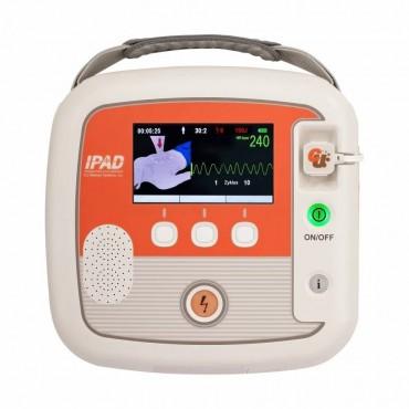 Defibrillator mit EKG-Anzeige ME PAD Pro