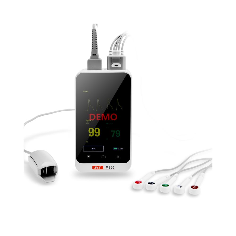 Handheld Monitor mit 3-Kanal-EKG Biolight M850
