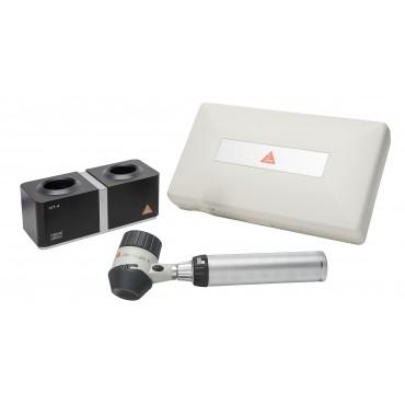 HEINE DELTA 20 T Dermatoskop Set BETA 4 NT Ladestation