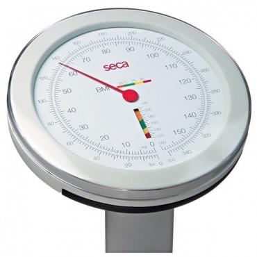 seca 755 - mechanische Säulenwaage mit BMI-Anzeige