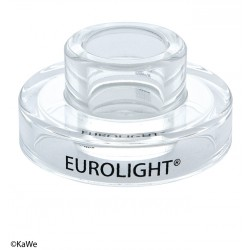 Support de table Otoscop pour EUROLIGHT, transparent