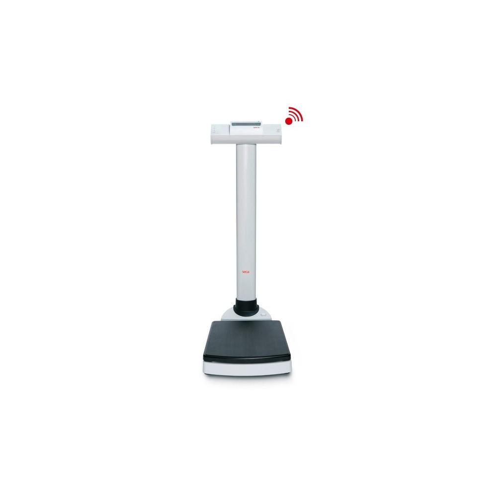 seca 703 - balances à colonne sans fil avec une capacité de charge jusqu'à 300 kg