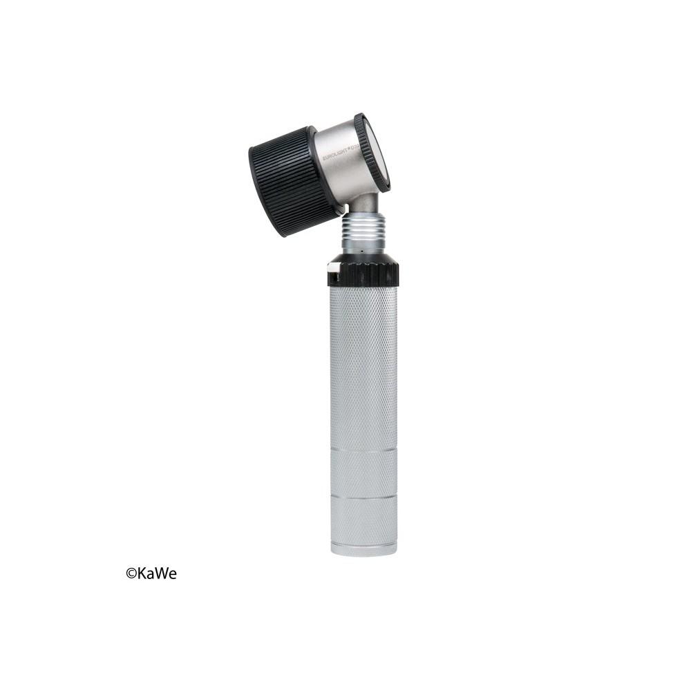 Set dermatoscopio KaWe EUROLIGHT D30 2,5 V