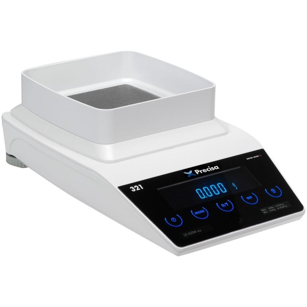 Balance de précision Precisa LX 1220M 1 mg