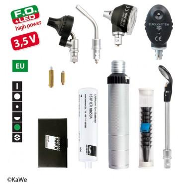 Set diagnostico KaWe COMBILIGHT FO30 LED / E36 (filtro verde) 3.5V