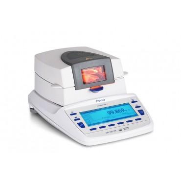 Balance d'analyseur d'humidité Precisa EM 120-HR jusqu'à 124 g