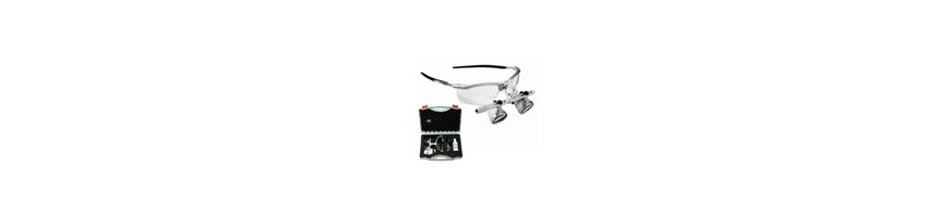 Occhialini binoculari odontoiatrici e chirurgici