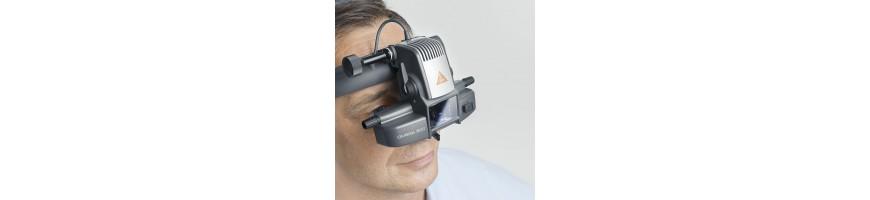 HEINE OMEGA 500 Indirektes Binokulares Ophthalmoskop