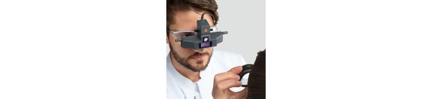HEINE SIGMA 250 Indirektes Binokulares Ophthalmoskop