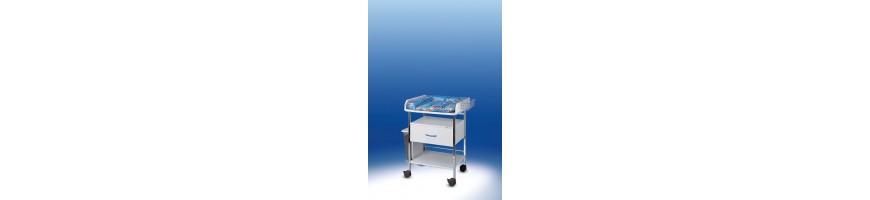 HAEBERLE Wickelwagen für Praxis und Kliniken