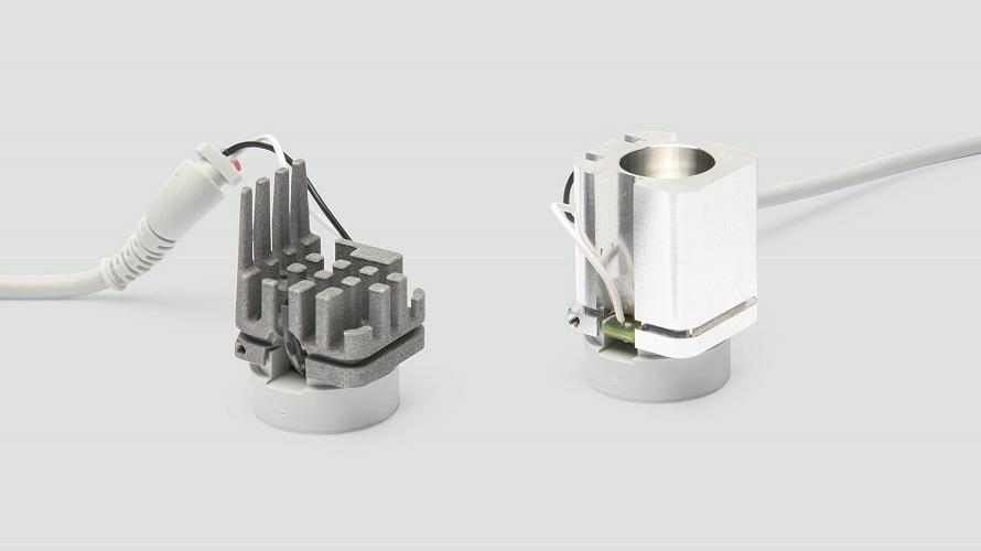 HEINE LED-HQ Aluminium Kühlkörper