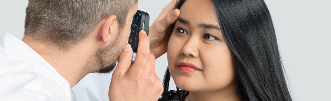 Ophthalmologische Instrumente